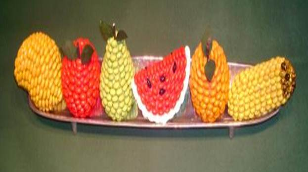 Frutas Decorativas En Foamy and post Frutas Decorativas En Foamy ...
